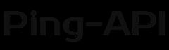 Ping-API